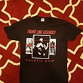 Front Line Assembly - TShirt or Longsleeve - Caustic Grip
