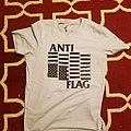 Black Flag rip shirt