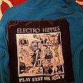 Play Fast Or Die Patch On Hoodie