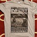 Churchill Pub 2013 shirt