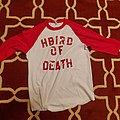 Hbird Baseball T TShirt or Longsleeve