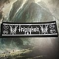 Triptykon Logo Patch