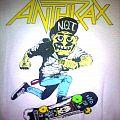 ANTHRAX NOT-MAN tshirt