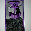 Trouble - Patch - Trouble Psalm 9:9 patch