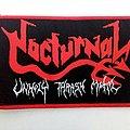Nocturnal Unholy Thrash Metal patch