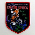 Cirith Ungol - Patch - Cirith Ungol Frost And Fire patch