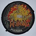 Def Leppard - Patch - Def Leppard - Pyromania patch