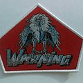 Warning - Patch - Warning patch