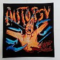 Autopsy Severed Survival backpatch