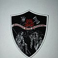 Iron Slaught - Patch - Iron Slaught Crusading Metal Mercenaries patch
