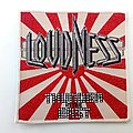 Loudness - Patch - Loudness Thunder in the East patch