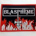 Blasphème patch