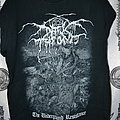 Darkthrone - TShirt or Longsleeve - Darkthrone - The Underground Resistance shirt