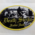 Death Strike - Patch - Death Strike Fuckin' Death patch