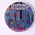 Electric Shock - Patch - Electric Shock - Trapped In The City patch
