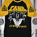 Tank - TShirt or Longsleeve - Tank - The Filth Hounds Of Hades  raglan/baseball shirt