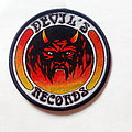Devil's Records - Patch - Devil's Records patch