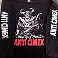 Anti-Cimex Country of Sweden longsleeve