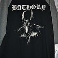 Bathory - TShirt or Longsleeve - Bathory raglan/baseball shirt