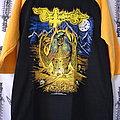 Deathhammer - TShirt or Longsleeve - Deathhammer - Evil Power raglan/baseball shirt