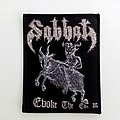 Sabbat Evoke The Evil patch
