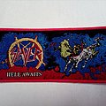 Slayer - Patch - Slayer - Hell Awaits patch