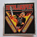 Metalucifer - Patch - Metalucifer - Heavy Metal Chainsaw patch