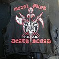 Metal Punk Death Squad - Battle Jacket - Metal Punk Death Squad jacket