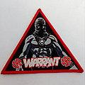 Warrant patch