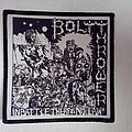 Bolt Thrower - Patch - Bolt Thrower ‎– In Battle There Is No Law! patch