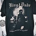 King Dude - TShirt or Longsleeve - King Dude - Lucifer's The Light of The World shirt