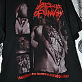 Last Days Of Humanity - TShirt or Longsleeve - Last Days Of Humanity - Lugubrious Postmortem Disembowelment shirt