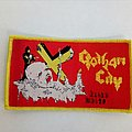 Gotham City Black Writs patch
