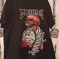 Metallica - TShirt or Longsleeve - Metallica 2004 Tour shirt