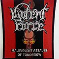 Violent Force  Malevolent Assault Of Tomorrow patch