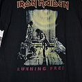 Iron Maiden - TShirt or Longsleeve - Iron Maiden - Runnig Free shirt