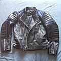 Punk Rock - Battle Jacket - Motocycle leather jacket size M