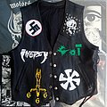 Upgraded Metal Punk Death Squad jacket