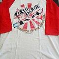 Tokyo Blade Warrior of the Rising Sun raglan/baseball shirt