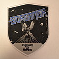 Screamer - Patch - Screamer - Highway Of Heroes patch