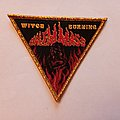 Salem Mass - Patch - Salem Mass - Witch Burning patch