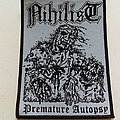 Nihilist Premature Autopsy patch