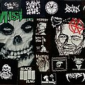 "Crust patch ""collection"""