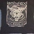Lamb of God desolation shirt