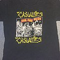 The Casualties - TShirt or Longsleeve - The casualties for the punx shirt
