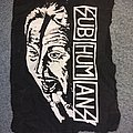 Subhumans back patch