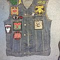 My first battle vest (so far)
