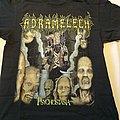 Adramelech - TShirt or Longsleeve - Adramelech T-Shirt