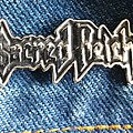 Sacred Reich pin Pin / Badge