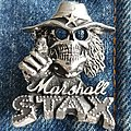 Marshall Stax pin Pin / Badge